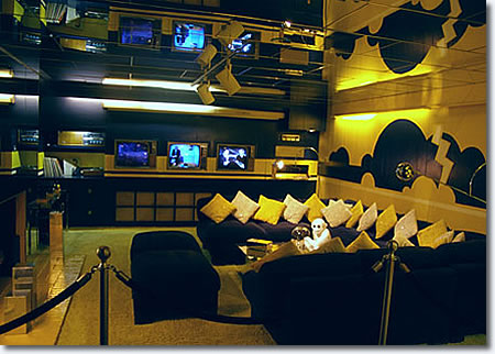 The Graceland TV Room