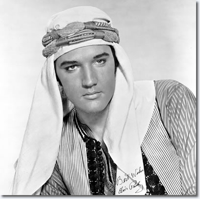 Elvis Presley - Harum Scarum (aka Harem Holiday) - MGM 1965