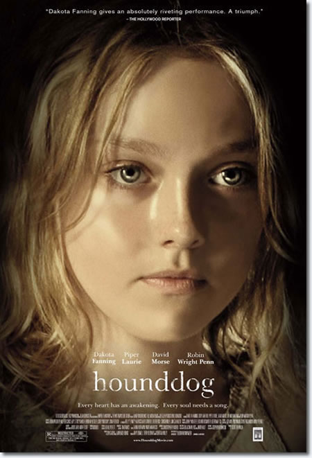 'Hounddog' Movie Poster - Starring Dakota Fanning