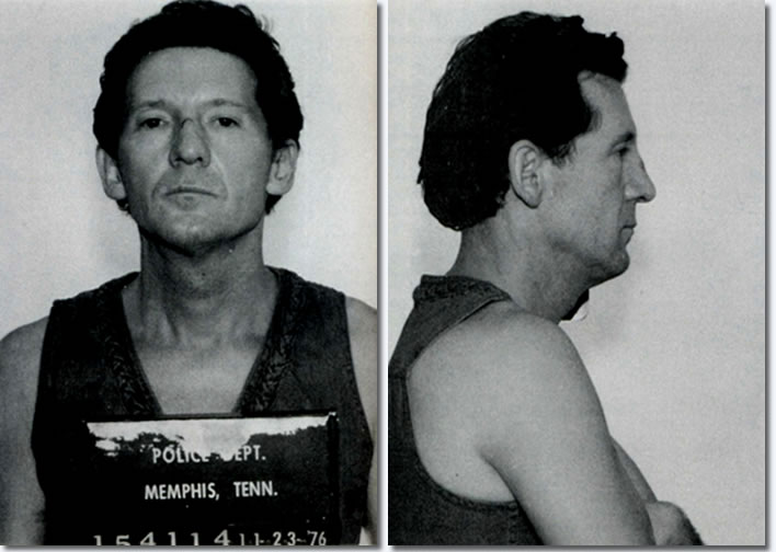 Jerry Lee Lewis, Arrested at the Gates of Graceland