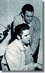 Johnny Cash & Elvis