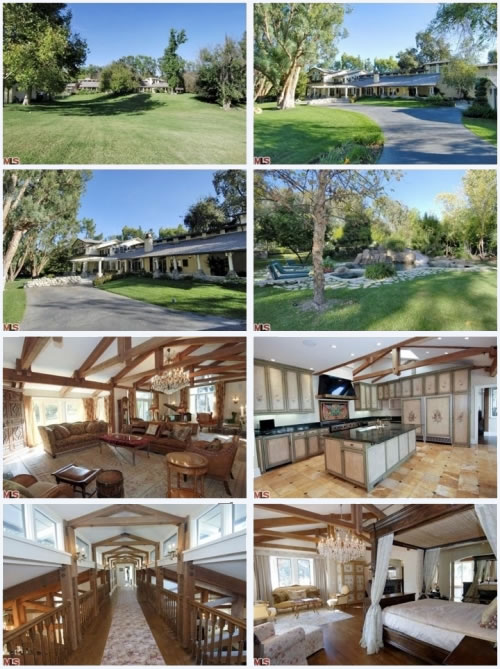 Lisa Marie Selling her California Home