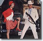 Marlyn Mason & Elvis Presley.