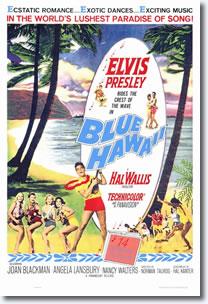 Blue Hawaii - Paramount 1961