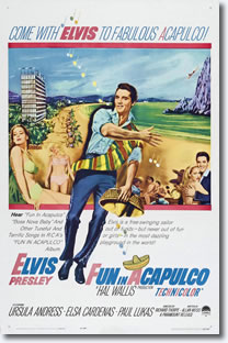 Fun in Acapulco Paramount 1963