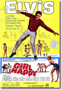 Girl Happy - MGM 1965