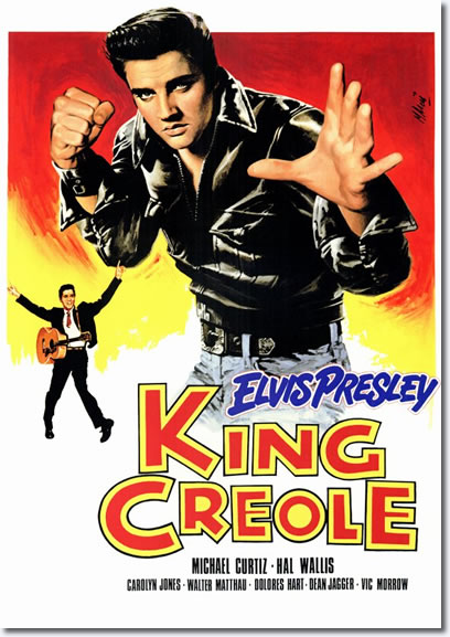 King Creole - Paramount 1958