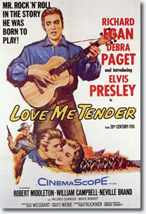 Love Me Tender - 20th Century Fox