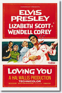 Loving You - Paramount 1957