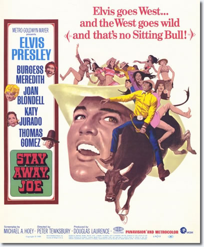 Stay Away Joe - MGM 1968