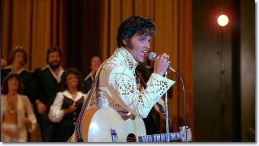 Kurt Russell as Elvis Presley