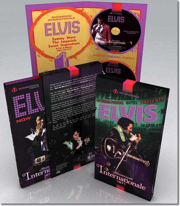 'Showroom Internationale 1971' 2 CD / Book Set