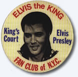 The King's Court Button