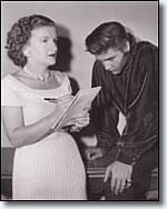 Trude Forsher & Elvis