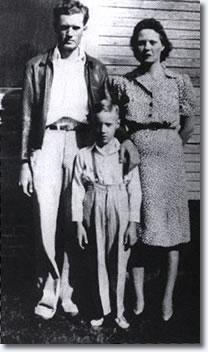 Presley Family 1941.