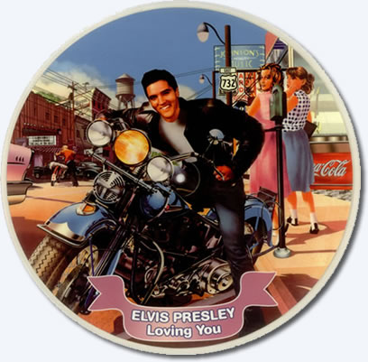 Elvis Presley Loving You Limited edition 25-track vinyl Picture Disc
