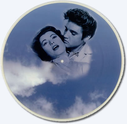 Elvis Presley Loving You Limited edition 25-track vinyl Picture Disc