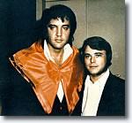 Elvis Presley & Wayne Jackson