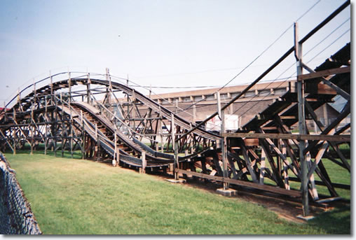 The Zippin' Pippin track 2002