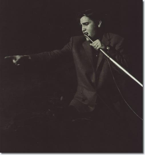 Elvis Presley : Columbus, Ohio : May 26, 1956