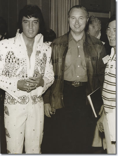 Elvis Presley : Aloha From Hawaii Concert : January 14, 1973. From the Boxcar / JAT book, Aloha Via Satellite [Page 400]