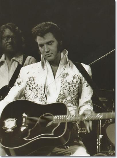 Elvis Presley : Aloha From Hawaii Concert : January 14, 1973. From the Boxcar book, Aloha Via Satellite [Page 274].