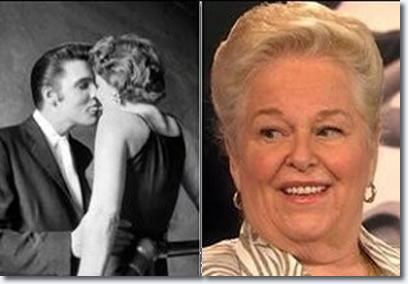 Elvis Presley : The Kiss : Barbara Gray