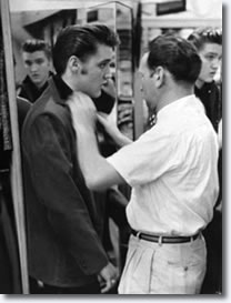 Elvis Presley & Bernard Lansky