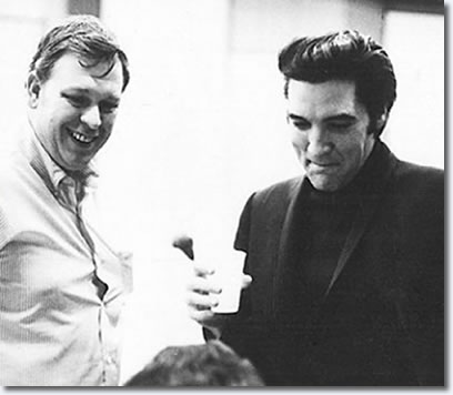 Billy Stange and Elvis Presley : 'Elvis', The '68 Comeback Special.