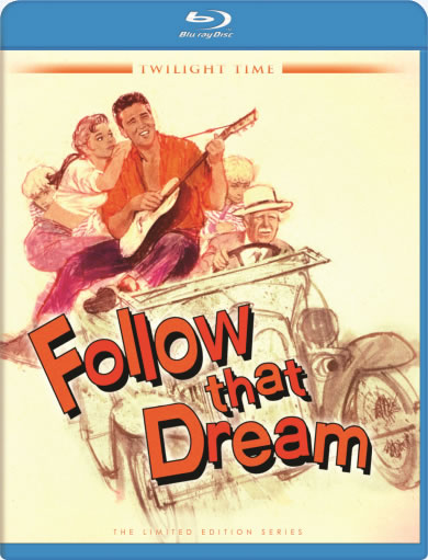 Follow That Dream on limited edition Blu-ray disc