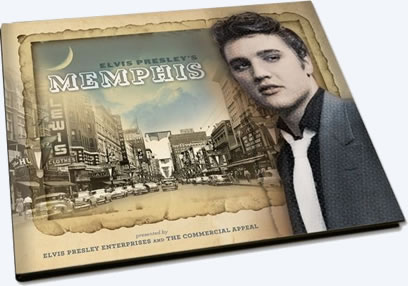 Review : Elvis Presley's Memphis Book