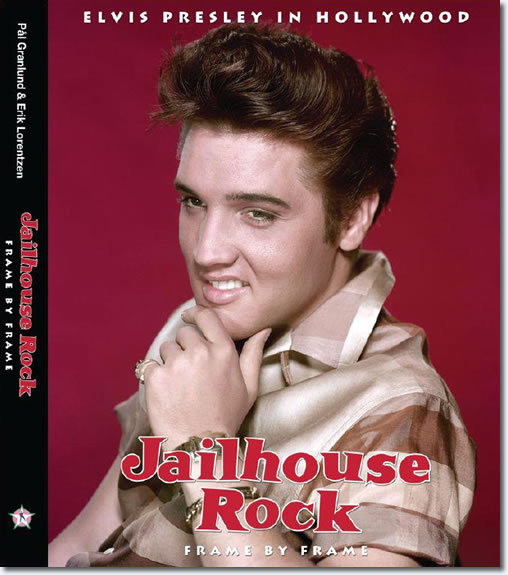 Jailhouse Rock : Frame By Frame : Deluxe 400 page Hardcover book.