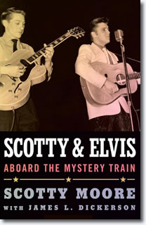 Scotty & Elvis by Scotty Moore.