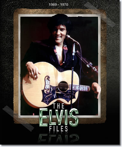 The Elvis Files Volume 5 1969-1970