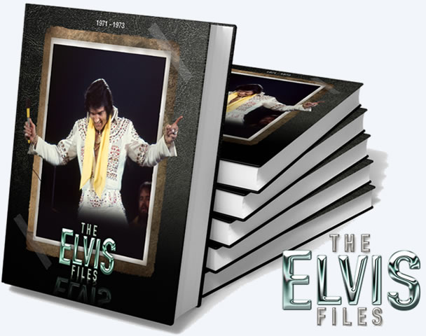 The Elvis Files Volume 6 : 1971-1973.