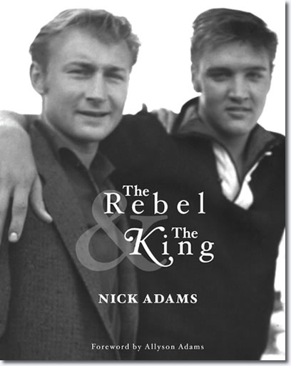 The Rebel & The King By Nick Adams
