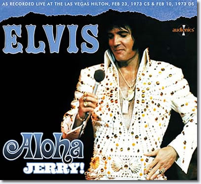 Aloha, Jerry! CD from Audionics.