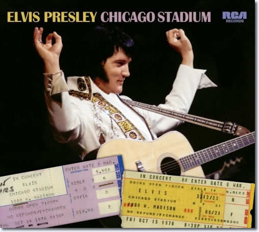 Chicago Stadium a 2-CD 1976 Soundboard From FTD [Two Concerts]