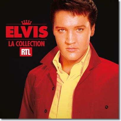 Elvis La Collection : From Sony France : The French version of Elvis By Request