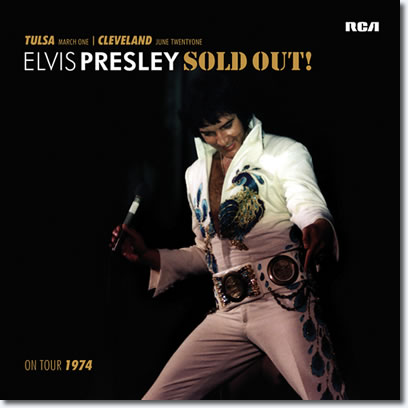 Elvis Presley Sold Out! : FTD 2 CD 1974 Soundboards : Tulsa and Cleveland