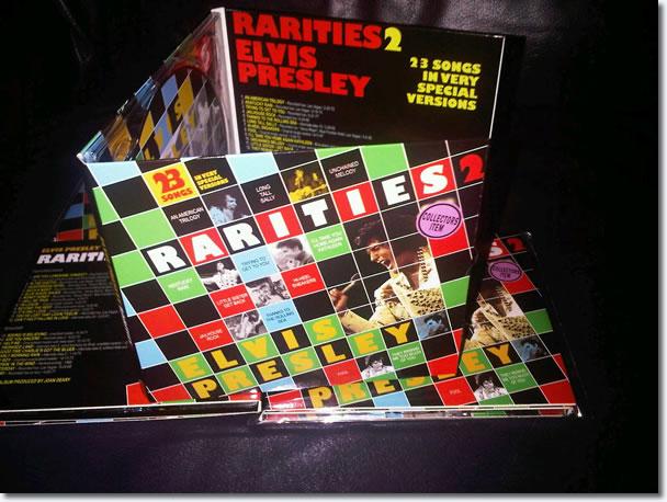 Elvis : Rarities 2 CD