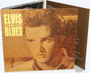 Elvis Sings The Blues CD