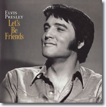 'Let's Be Friends' CD.