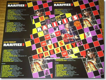 Rarities Volume 3 CD