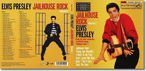 Jailhouse Rock Volume 2 FTD Special Edition 2 CD Set