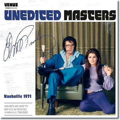 Unedited Masters : Nashville 1971 CD