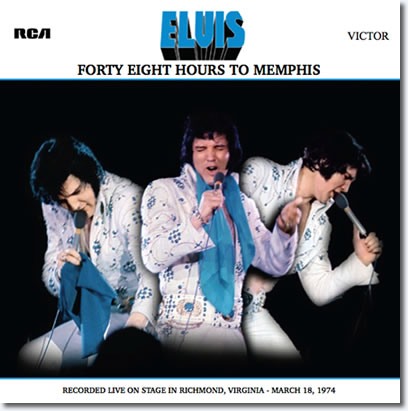 48 Hours To Memphis Sounboard Concert CD