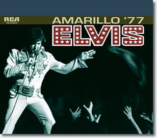 Amarillo '77 1977 soundboard recording. 5' digipack.