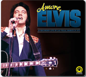 Amore, Elvis! CD from Straight Arrow