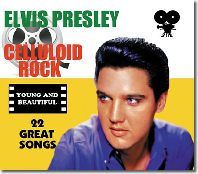 Celluloid Rock : Young And Beautiful CD